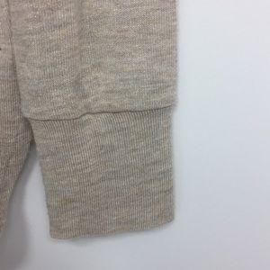 LNA Sweaters - LNA Lace Up Sweater